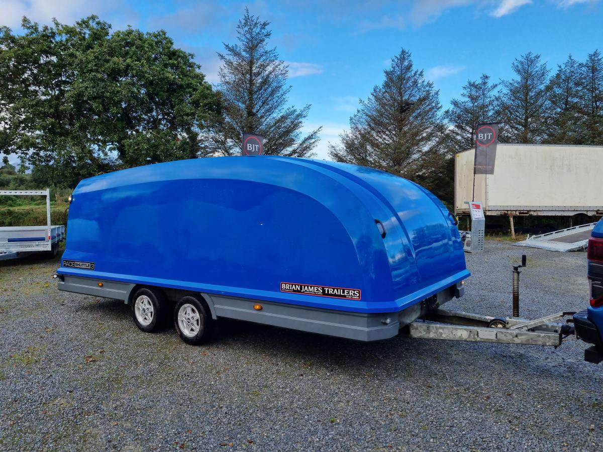 Brian James RS3 Race Shuttle Blue